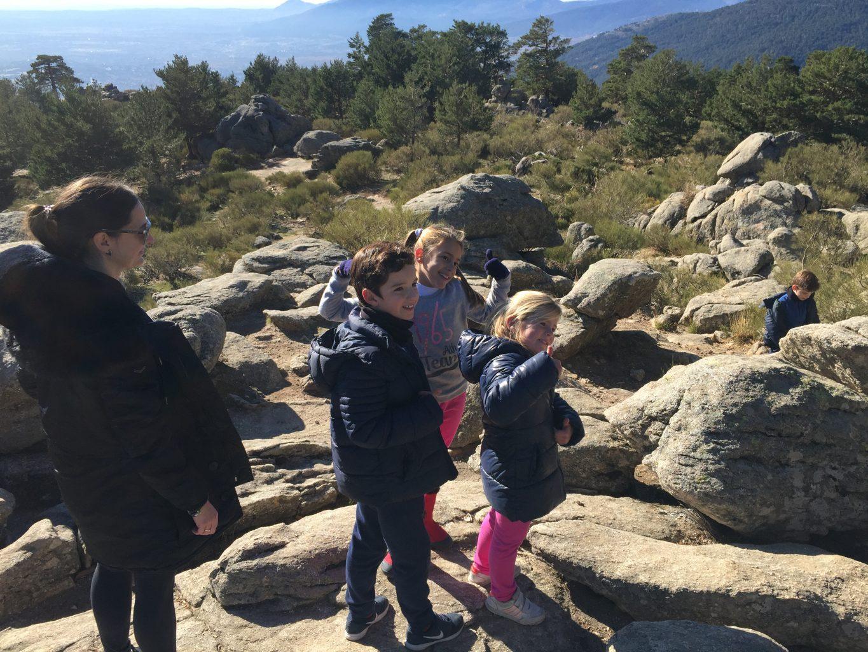 ruta con niños mirador de los poetas