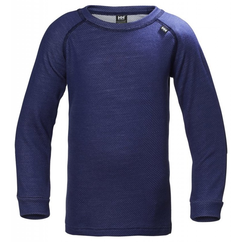 mejor calidad oficial de ventas calientes gran variedad de estilos Camiseta Térmica Lana Merino para Niños - Miniexplorers.es