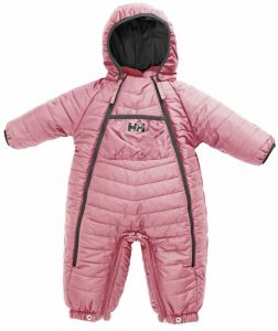 Mono fibra cálido bebé