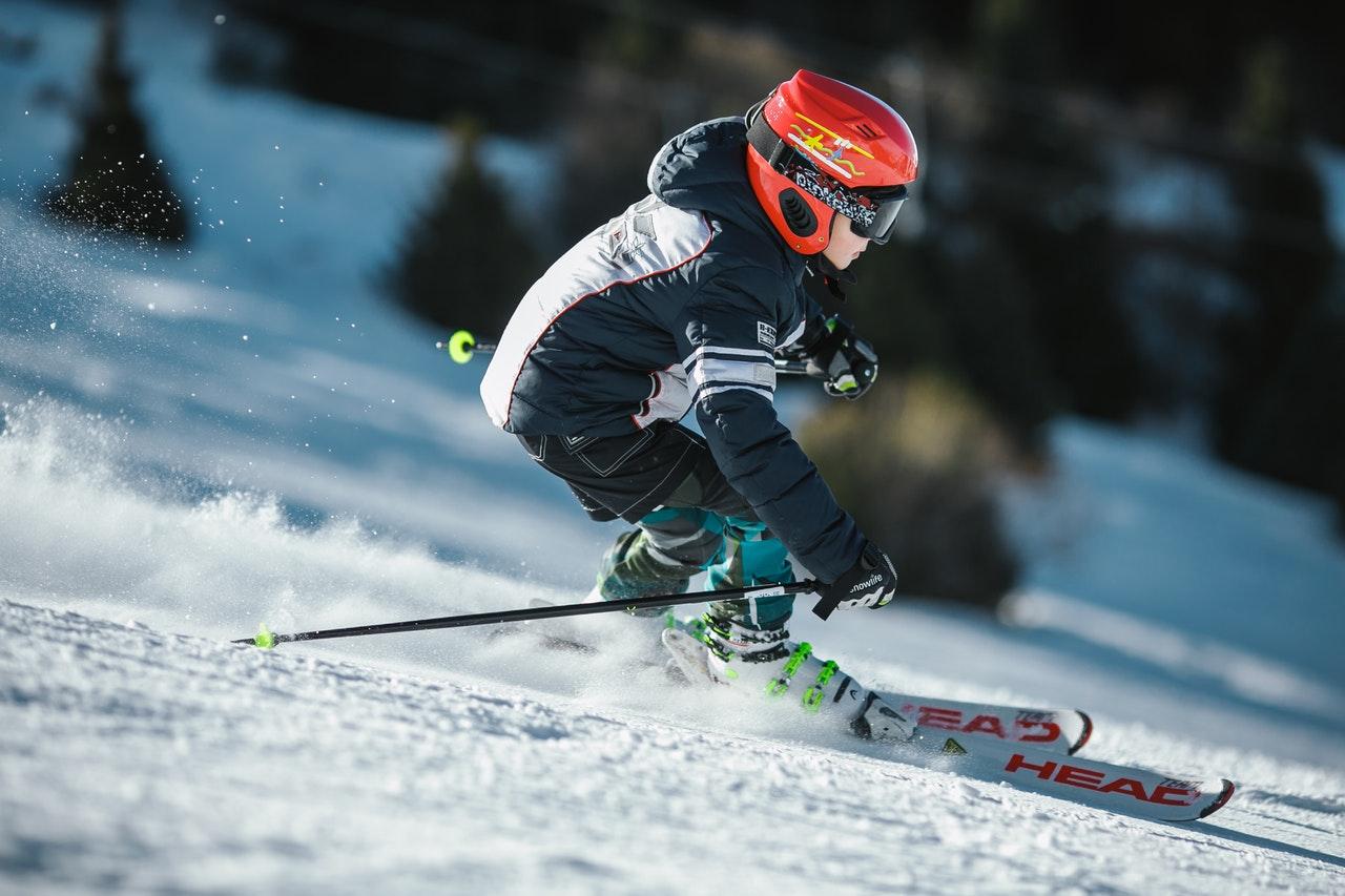 estaciones esqui niños