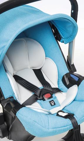 mejor silla seguridad coche para padres activos