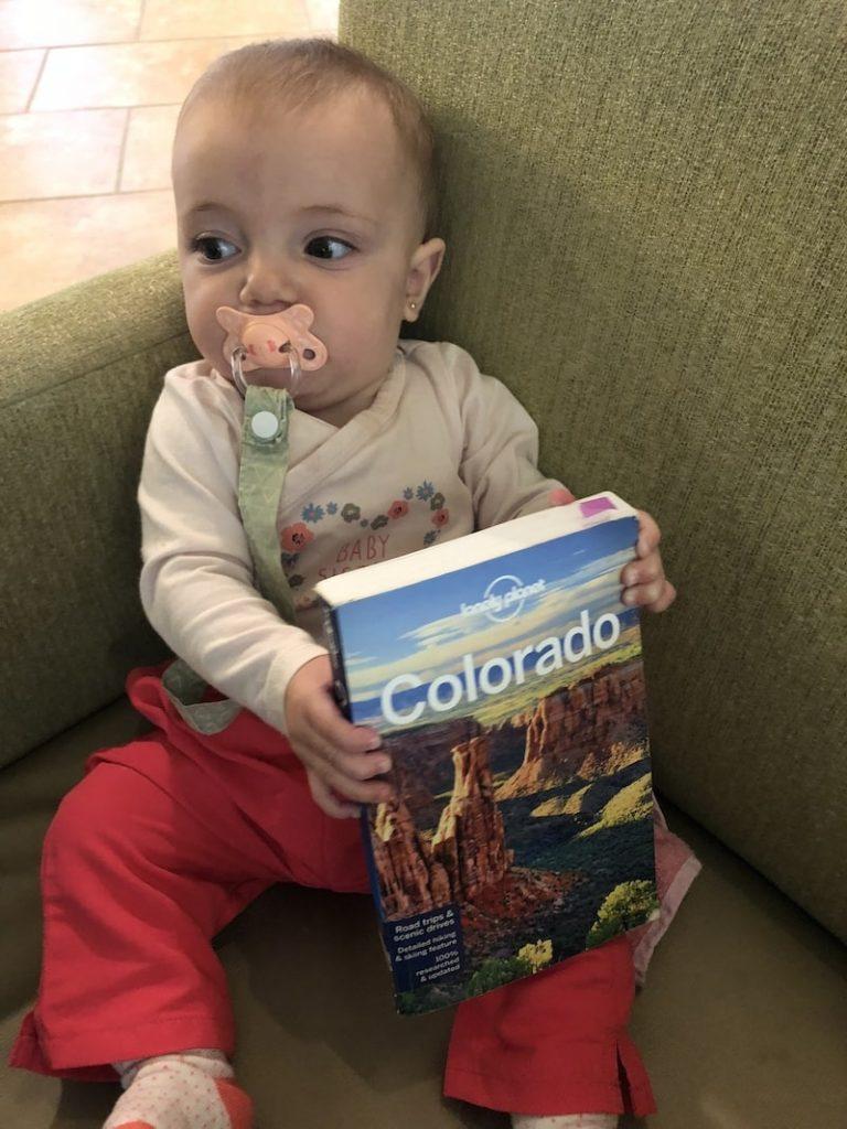 Viajar a Colorado con bebé de 6 meses