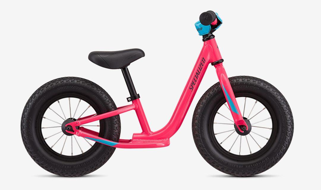 Las mejores bicis sin pedales para niños