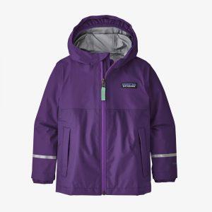 chaqueta impermeable niño